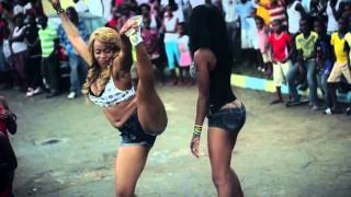 QQ - Ghetto Gal [Official Music Video HD]