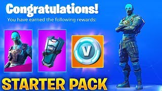 The New Cobalt Starter Pack Ft. DanCutStudios - Fortnite Battle Royale