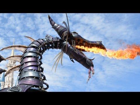 Magic Kingdom Dragon Sighting   Doovi