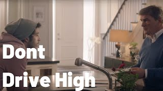 High Driving Is Impaired Driving Call For A Ride  CAA National DontDriveHigh
