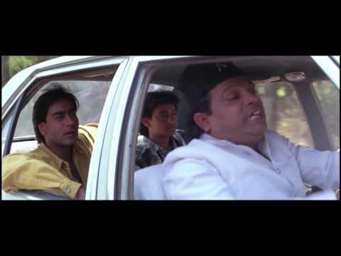 Ishq Movie - Comedy Scene - Ajay Devgan & Aamir Khan Full HD .mp4