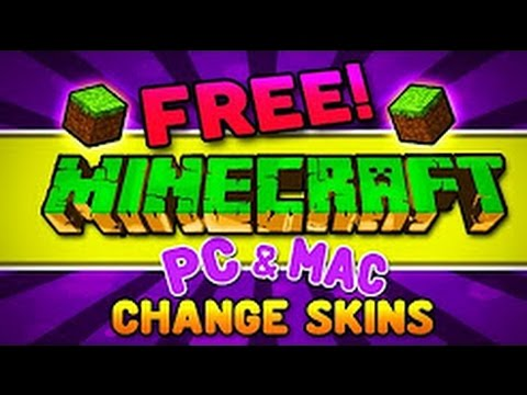 minecraft how to get skins for free
