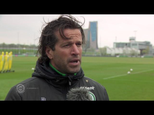 Ernest Faber kijkt vooruit naar ontmoeting met PSV