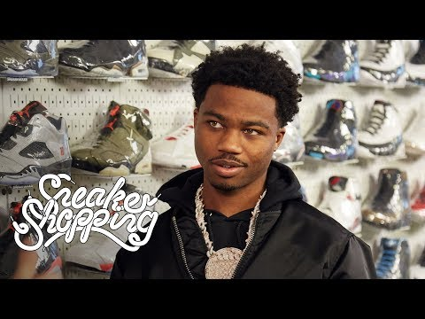 Logic MC - Sneaker Shopping With Roddy Ricch