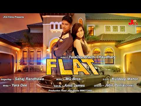 Flat New Latest Song|| JATIN Ponia || Chikki || Prachi || Deepak