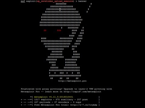 How to exploit RevSlider File Upload Vulnerability with Metasploit