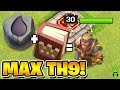 BOOK OF EVERYTHING MAXES OUT MY TH9! WHAT'S NEXT?! - Clash of Clans - GiBarch Event Army