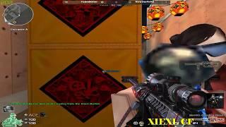 CF XIEXL:ClanWar FadedKiller vs NewDarRrRk