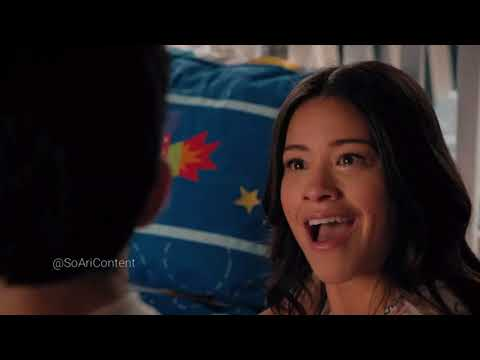 Jane The Virgin 4×12 Jane and Rafael are officially dating!