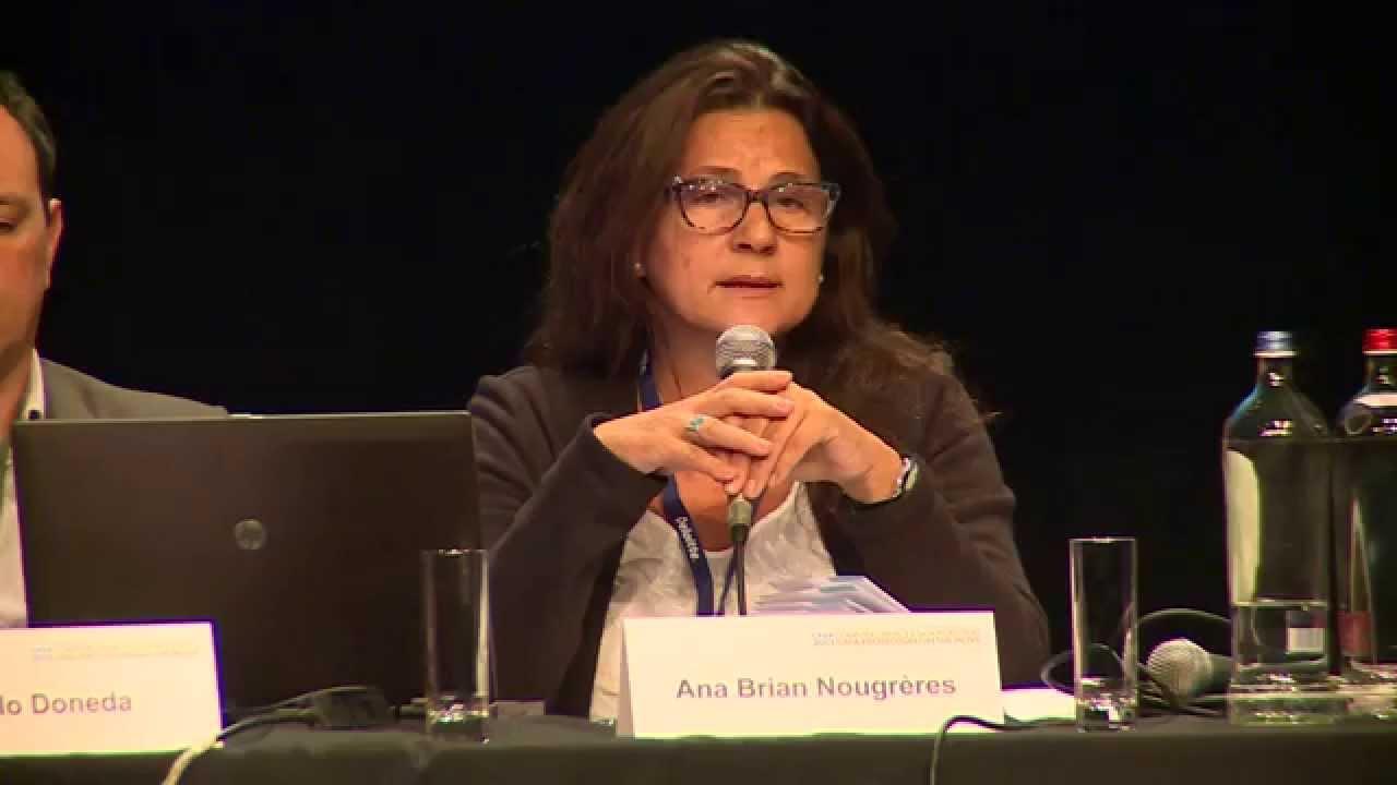De las formas de controlar la adecuada protección de los datos personales: El principio de Responsabilidad Demostrada (Accountability). Ana Brian Nougrères. Uruguay.