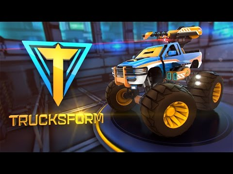 Trucksform (Official Trailer)