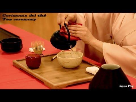 Japanese Tea Ceremony (ENG) [HD]