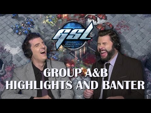 Tasteless And Artosis - GSL 2018 Season 3 Code S RO16 Group A&B - Highlights And Banter