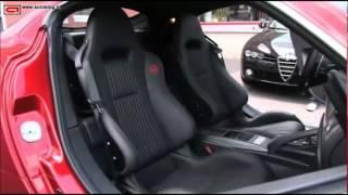 Auto da sogno , l'Alfa Romeo 8C Competizione