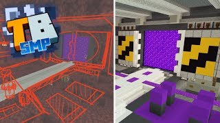 Blueprint Mode! Sketch to build! - Truly Bedrock season1 #45 - Bedrock Edition Youtube Server