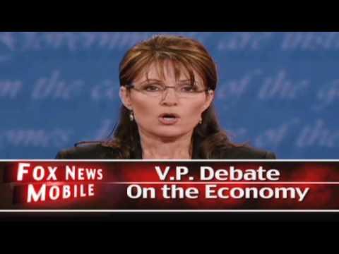 V P  Candidates on the Economy