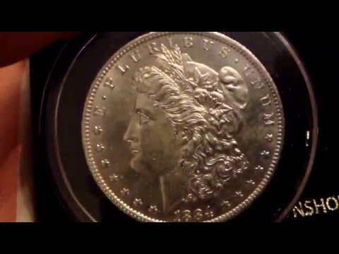 Morgan silver dollar collection (silver stacking/numismatics)