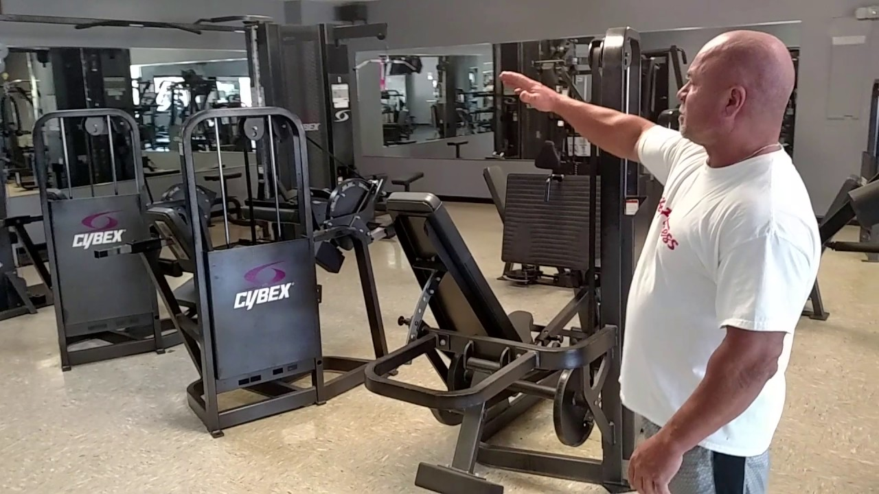 24 7 total fitness statesville gym tour youtube for Fitness 24 7 mobilia