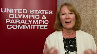 Susanne Lyons Shares Her Excitement On The USOPC Name Change