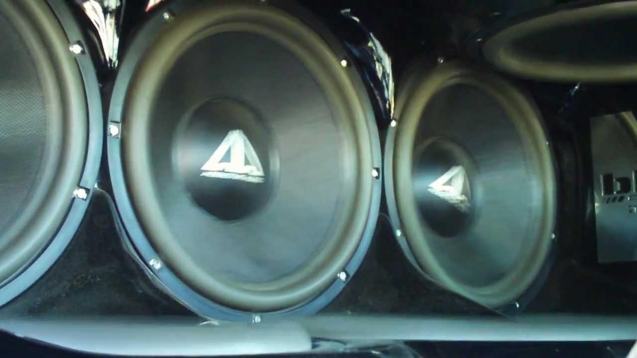 Crazy sound systems bass demos spring break nationals 2011 top best car audio sub flex songs youtube