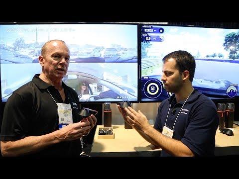 Waylens Secure360: 360 Degree Dashcam At SEMA 2017