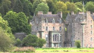 Scotland Travel: Castle Menzies