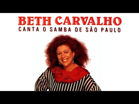 """Beth Carvalho - """"Fogo de Saudade"""" (Canta o Samba de São Paulo/1993)"""