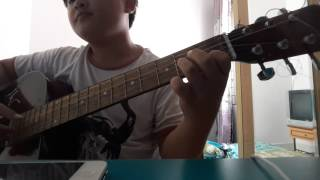 Say you do guitar cover