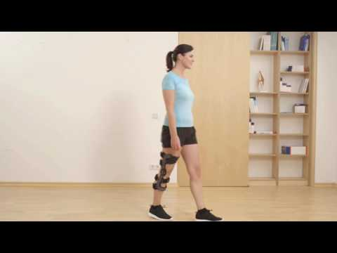 0bd62354a8 Actimove® OA Knee Brace Double Upright application_EN_by BSN medical -  YouTube