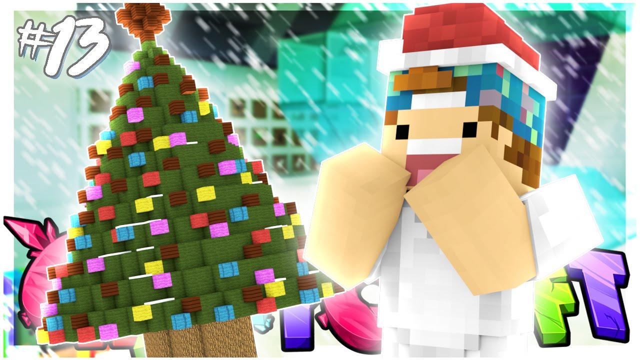 Christmas decorations ep 13 crazy craft 3 0 for Crazy craft 3 0 server