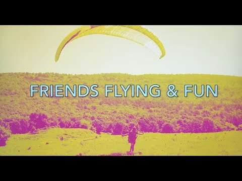 Friends Flying & Fun