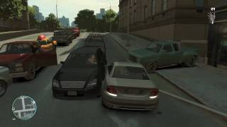 GTA IV Gameplay - PC