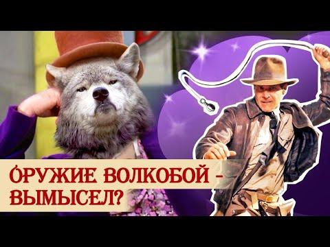 Оружие волкобой: реальность или современная выдумка?