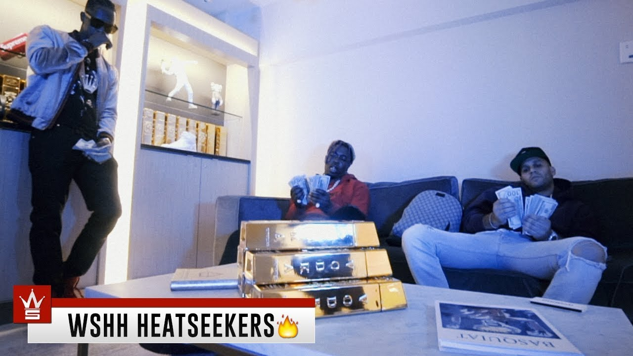 rich-baasquiat-knd-3-bust-it-down-wshh-heatseekers-official-music-video