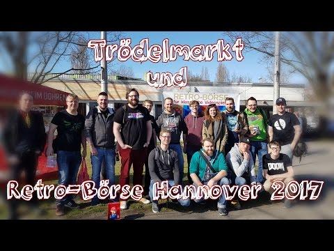 Floh/Trödelmarkt und Retro-Börse Hannover 2017 ! Ausbeute und Bilder (SNES/Nintendo/Retro/Sammler)