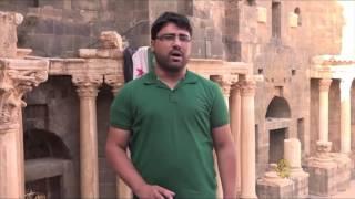 بصرى الشام في ريف درعا تنفض غبار المعارك