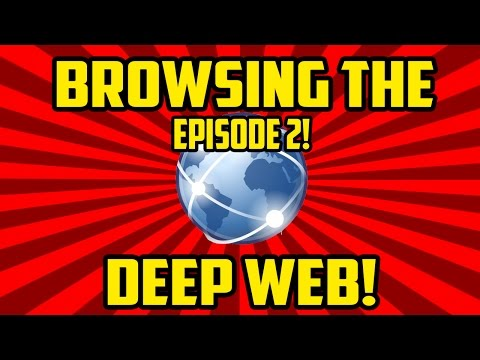 HUMAN EXPERIMENTS! - Deep Web Exploration (Episode 2)