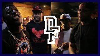K-SHINE & DNA VS SYAH BOY & JOHN JOHN DA DON | Don