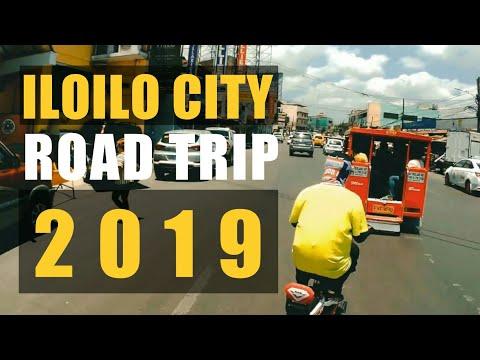 ILOILO CITY Joyride 2019: Road Trip around the CITY of LOVE