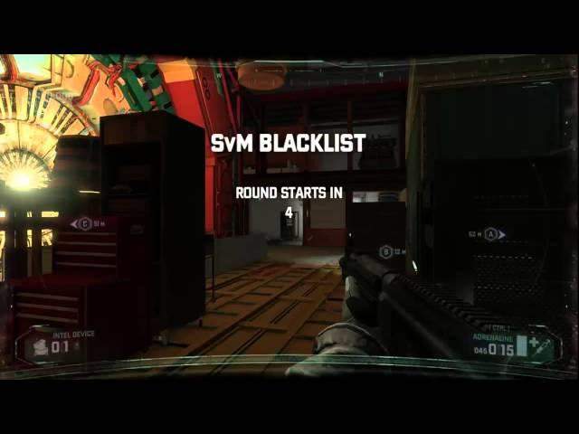 Splinter Cell Spies vs Mercs Blacklist Mode Full Match 5