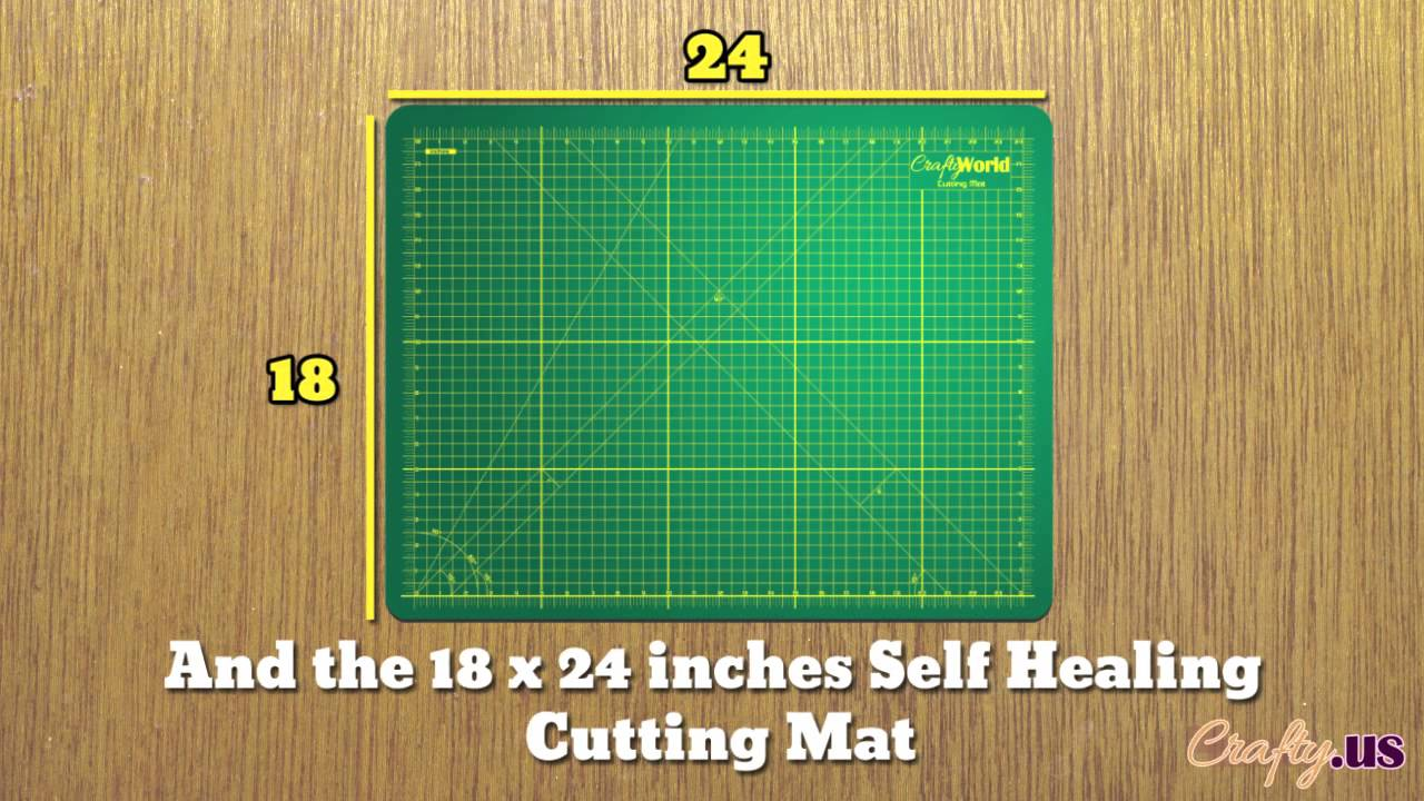 metric sided layers mat self imperial x amazon uk healing vgeljepl dp kitchen green double inch co home cutting ansio