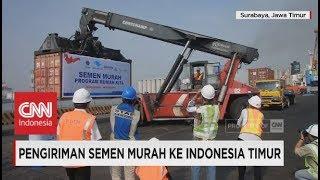Pengiriman Semen Murah Ke Indonesia Timur