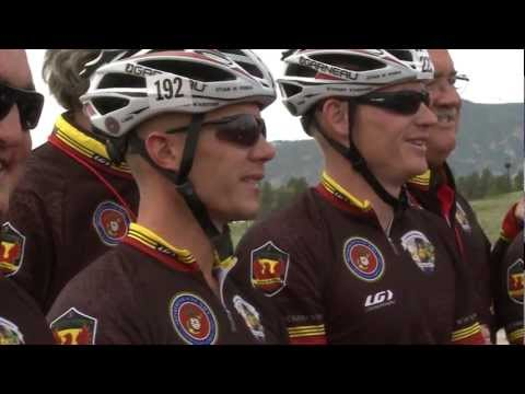 Marines & Army Split Cycling Medals