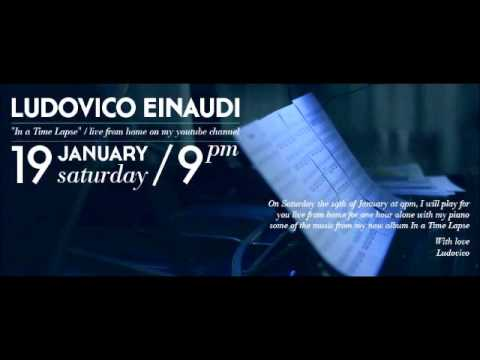 Ludovico Einaudi - Experience (Live from home)