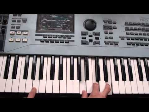 How to play Riptide on piano - Vance Joy - Tutorial - YouTube