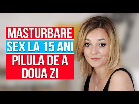 SEX TALK - MARIMEA CONTEAZA, EJACULARE PRECOCE, ANTICONCEPTIONALE