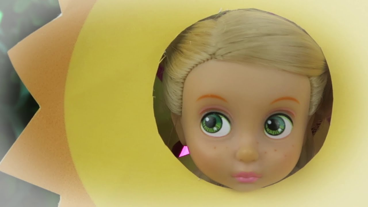 ¡Las  Junior Van a un GRAN CONCURSO! -Princesas de Disney