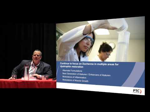 Trial Update: Translarna - PTC Therapeutics [PPMD's 2017 Connect Conference]