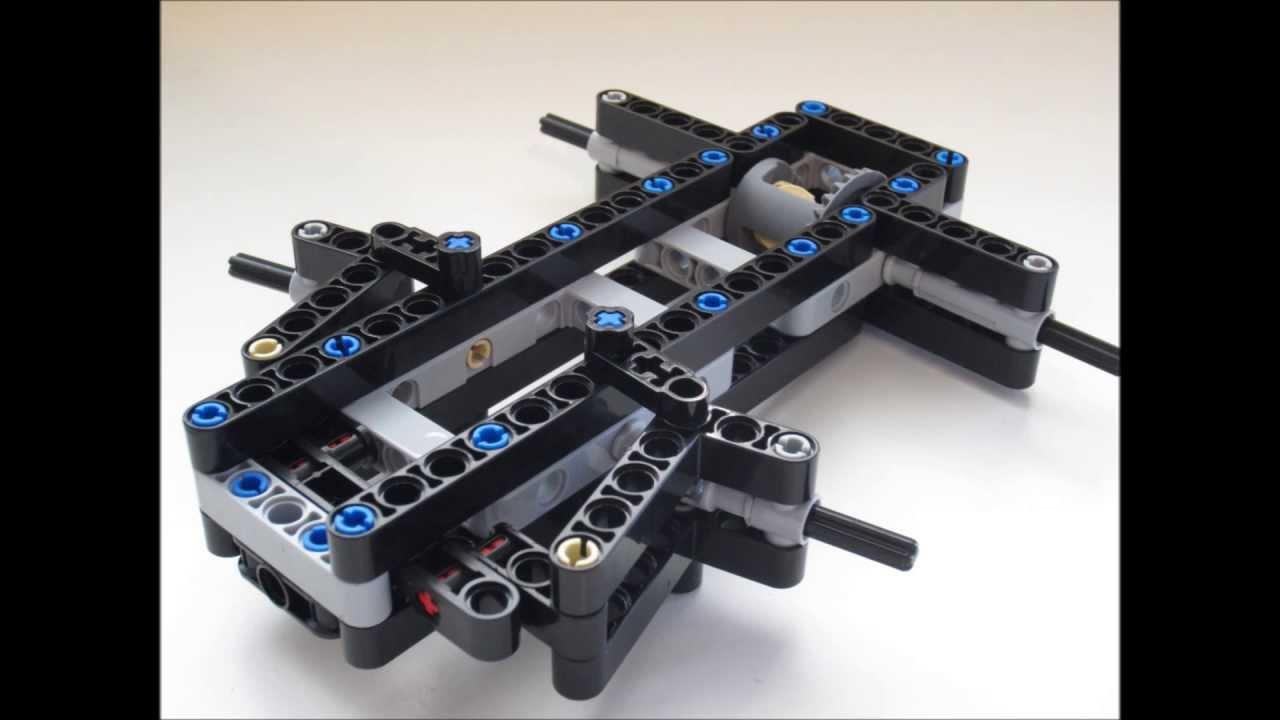 Lego Small Pf Car Instructions Youtube