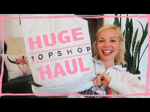 TOPSHOP Try-On Haul (Petite Line & Summer Outfit Ideas)